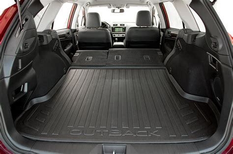Subaru Forester Cargo Space Dimensions by Subaru Outback Cargo Space 2017 Ototrends Net