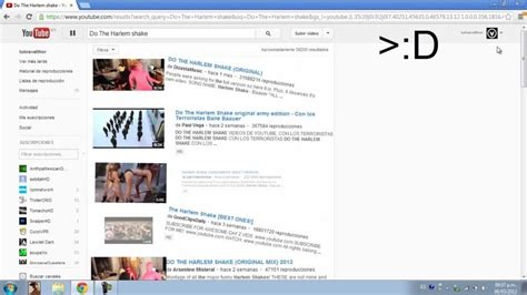 membuat youtube harlem shake do the harlem shake youtube se mueve xd youtube