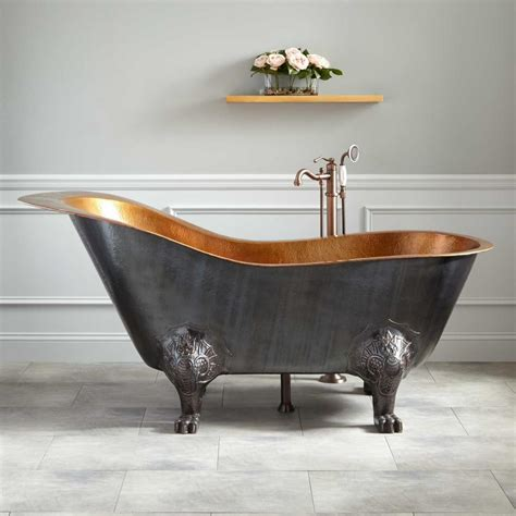 corner clawfoot bathtub cute corner freestanding clawfoot bathtubs home inspiring