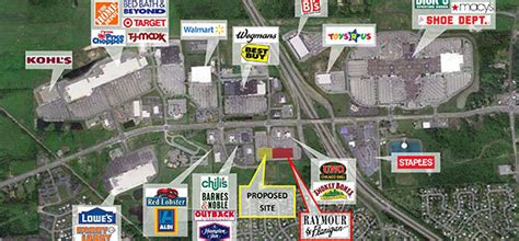 available retail property clay ny 13090 raymour and