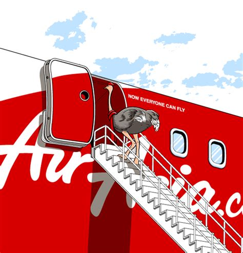 airasia now everyone can fly airasia art of chow hon lam