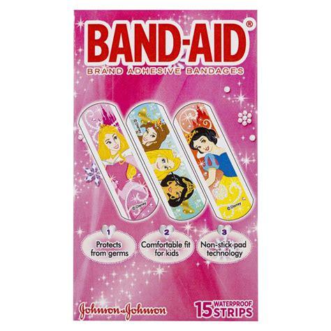 Band Aid Wars 15 Strips buy band aid character strips disney princesses 15 at chemist warehouse 174