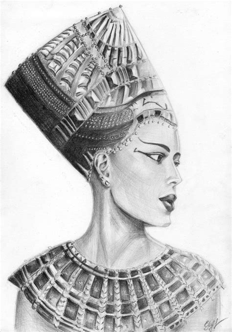nefertiti tattoo designs nefertiti by murka92 on deviantart egyption