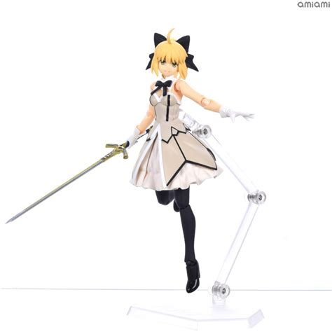 Promo Figma Saber Altria Pendragon Third Ascension Ver Gsc Ltd K amiami character hobby shop pre owned item a box b