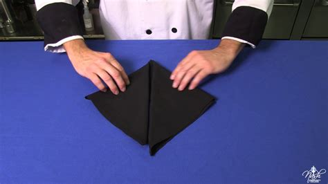 How To Fold A Sailor Hat Out Of Paper - napkin folds the s hat