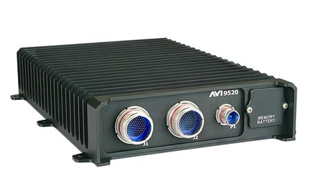 Rugged Router by Avi 9520 Rugged Router Avi