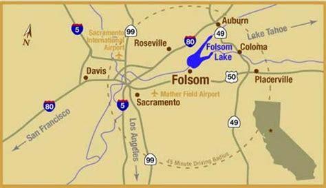 folsom ca map folsom ca map us map images new calendar template site