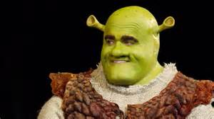 shrek musical movie review trailer pictures amp