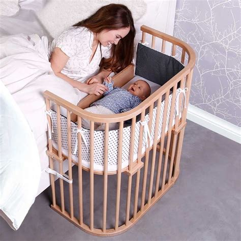 Co Sleeping Crib Uk by 1000 Ideas About Bedside Bassinet On Co