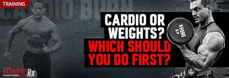 Should I Do Cardio Or Weights To Get Lean by Fst функционально силовой тренинг Cardio Or Weights