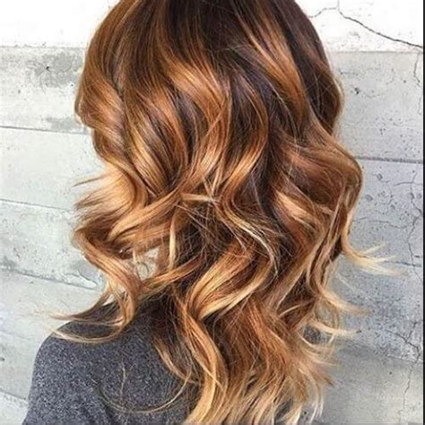 Types Of Highlights For Black Hair by 80 Caramel Hair Color Ideas For All Hair Types