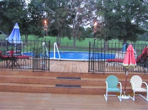 backyard oasis livingston tx 25 best images about pool party decks on pinterest on