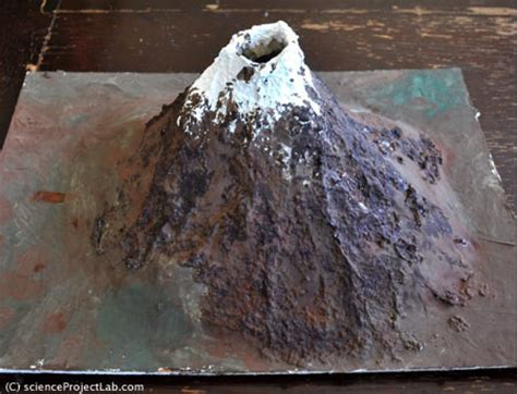 How To Make Paper Mache Volcano - ventura is a lying truther page 3