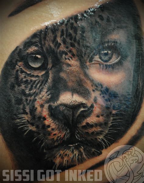 leopard woman by rosaroterpanda on deviantart