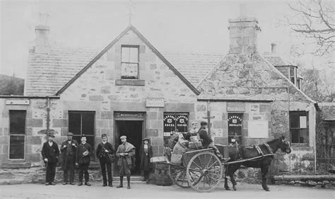 Highlands Post Office by Tour Scotland Photographs Photograph Post Office