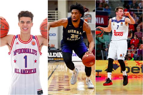 Nba Draft 2018 Meet The 2018 Nba Draft Prospects Who Are Worth Tanking