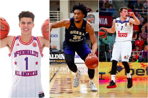 Draft Nba 2018 Meet The 2018 Nba Draft Prospects Who Are Worth Tanking