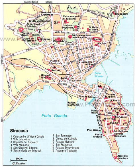 syracuse map 12 top tourist attractions in syracuse easy day trips planetware