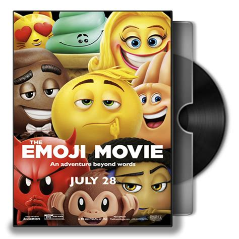 emoji film rights the emoji movie folder icon by smly99 on deviantart