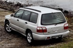 Subaru Forester 2002 Subaru Forester Specs 2000 2001 2002 Autoevolution