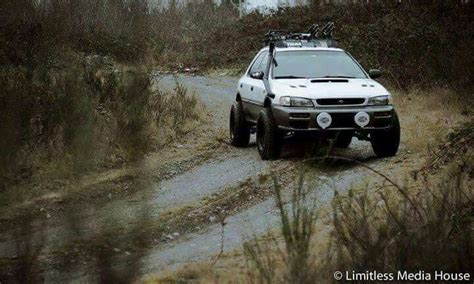 raised subaru impreza lifted subaru impreza wagon cars pinterest subaru