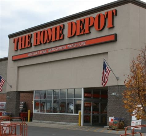 home depot operating hours today