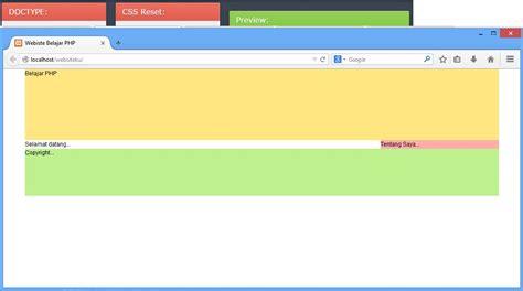 belajar membuat web dengan php dan mysql belajar php 4 waroengweb blog