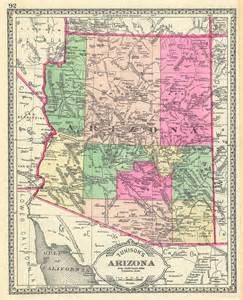 arizona territory map file arizona territory map 1881 jpg wikimedia commons