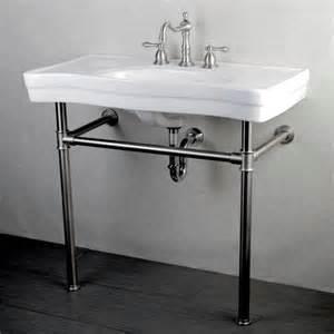bathroom vanity vintage pedestal  vintage  inch wall mount pedestal  inch center bathroom sink vanity