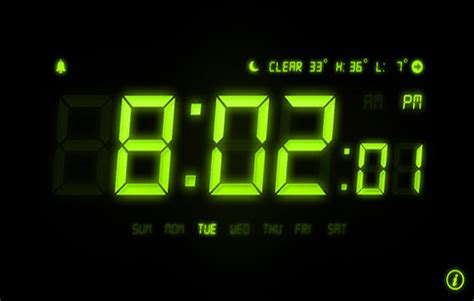 digital clock themes software download top alarm clock apps for iphone top apps