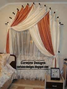 Curtains For Bedroom Windows With Designs Arched Windows Curtain Designs Ideas For Bedroom
