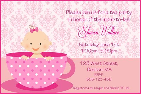 baby shower invitations maker theruntime