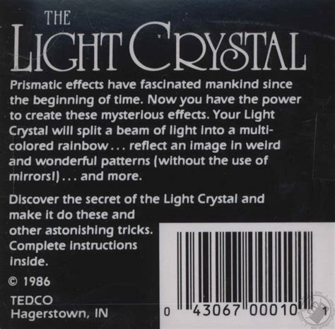 light prism 2 5 light prism 2 5 quot by tedco experiment optics