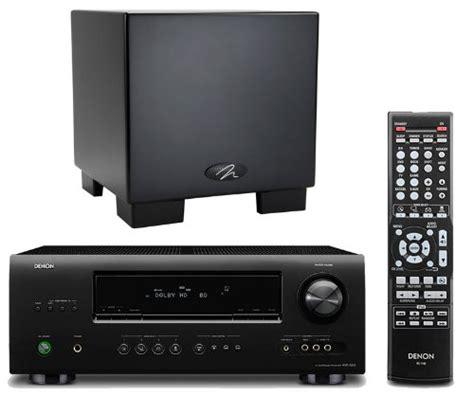 home theater audio  sale buy  denon avr