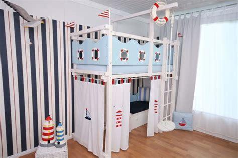 babyzimmer maritim hochbett maritim im shop oli niki kaufen