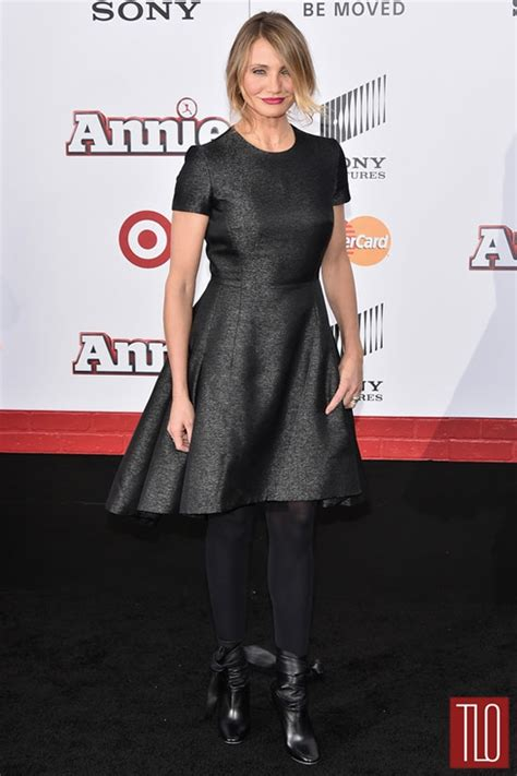 Carpet Fashion From Cameron Justin Co At The Shrek The Third Premiere by Cameron Diaz In Christian At The Quot Quot World