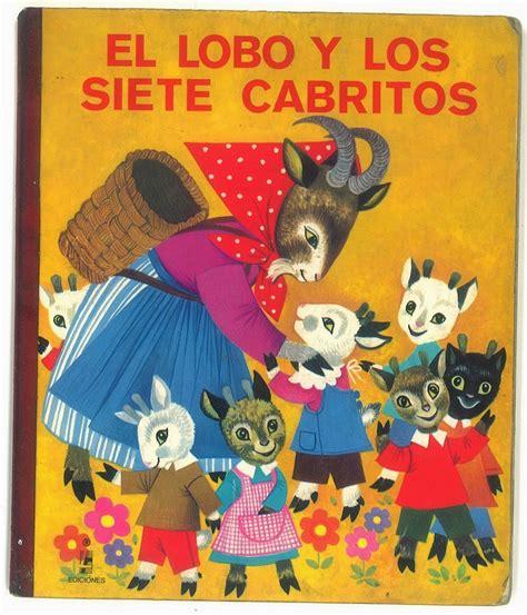 los siete cabritillos y 847864279x el mono de la tinta quot el lobo y los siete cabritos quot an 243 nimo