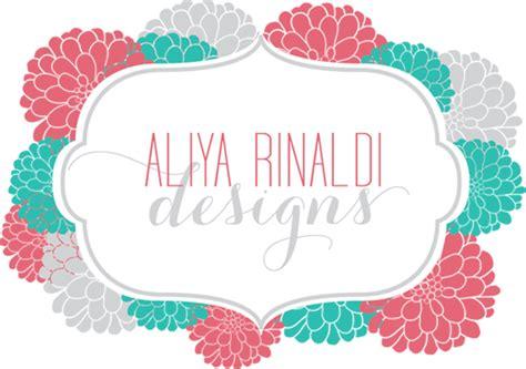 invitation design logos aliya rinaldi designs invitations logos graphic design