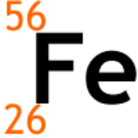 how many protons are in fe using protons neutrons and electrons to identify an atom