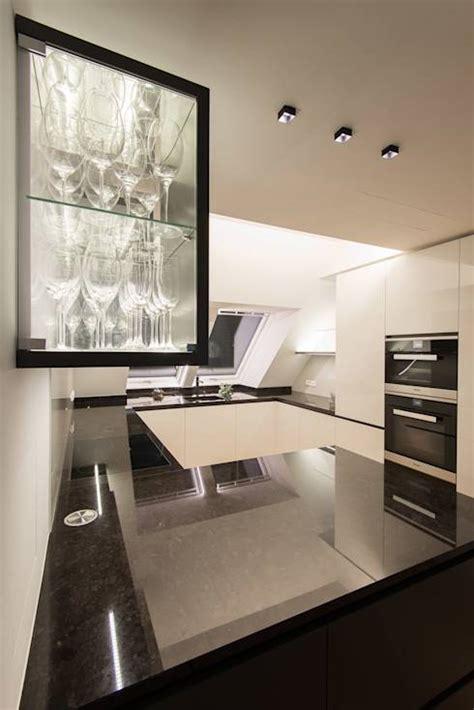 Moderne Küche Auf Kleinem Raum by Kleine K 252 Chen Geschickt Einrichten