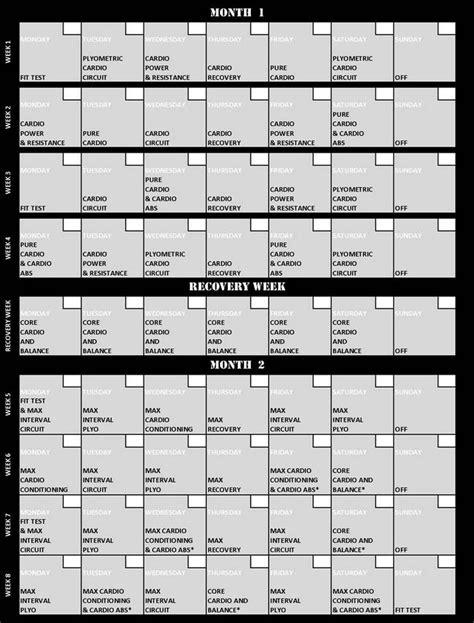 printable version of insanity workout calendar insanity workout schedule calendar http