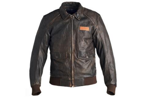 Triumph Motorrad Lederjacke by Triumph Steve Mcqueen King Leather Motorcycle Jacket Baxtton