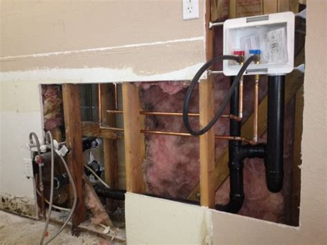 Overall Plumbing by Washer Dryer Plumbing Installation Houston