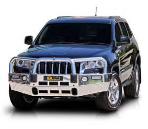jeep grand ecb alloy bullbars nudge bars bull