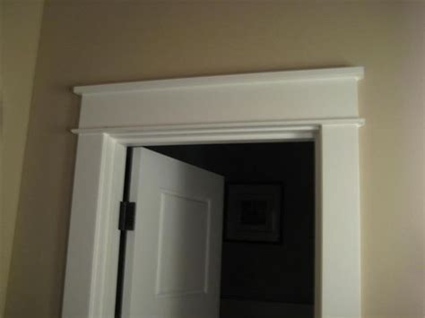 Interior Window Casing Styles by Craftsman Door Trim Molding Styles Diy Moulding Ideas