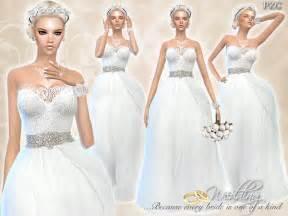 wedding dress endless elegance by pinkzombiecupcakes at