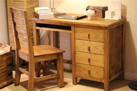 escritorios infantiles de madera escritorios de madera rusticos