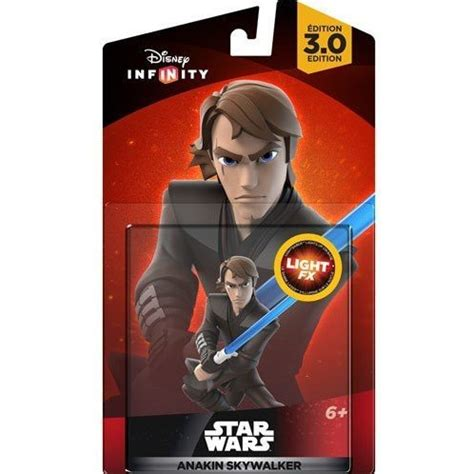 Wars Episode 1 Commtech Edition Anakin Skywalker Figure 1 disney infinity 3 0 edition figure wars anakin skywalker light fx