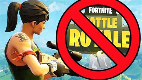 fortnite is bad for bad news for fortnite and battle royale