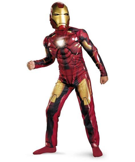iron man mark vi light kids ironman costume